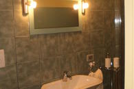 Family suite, ensuite shower room