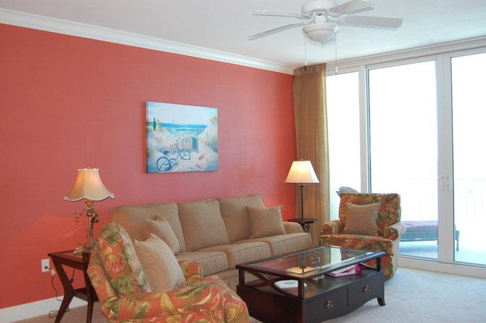 Luxury Condo Living Room Photos - Living Room Designs ...