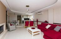 Kiotari Beach villa / Living Room