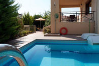 HELIDONIA VILLAS / Villa Denise - pool vie