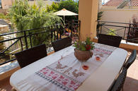 HELIDONIA VILLAS / Villa Denise - covered veranda