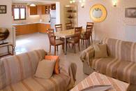 HELIDONIA VILLAS / Villa Denise - living area