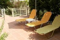 HELIDONIA VILLAS / Villa Denise - patio