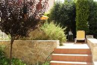 HELIDONIA VILLAS / Villa Denise - path from garage to patio