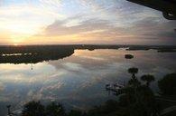 Panoramic Esturay and Ocean Views