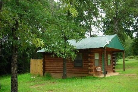 rentini 4 luxury cabins near lake texoma