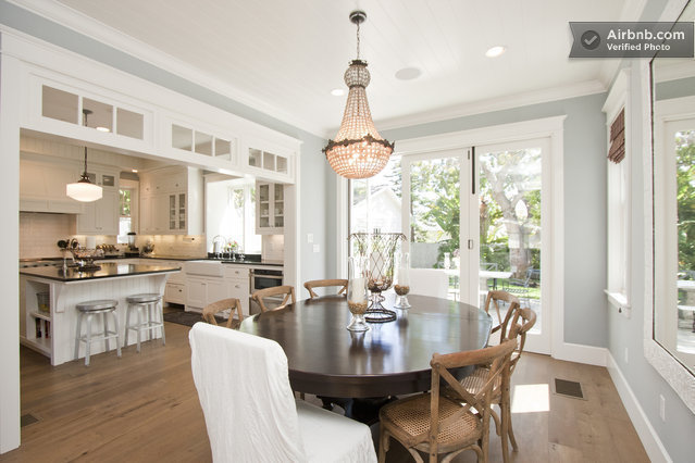 Cape Cod Style Beach House San Clemente Calf