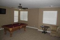 tv/pool table room