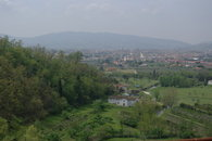 Panorama from Abside