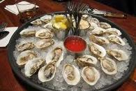 Oysters abound!