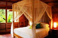 Watch toucans from your bed: Barefoot Luxury indeed!
