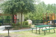 One of the picnic areas