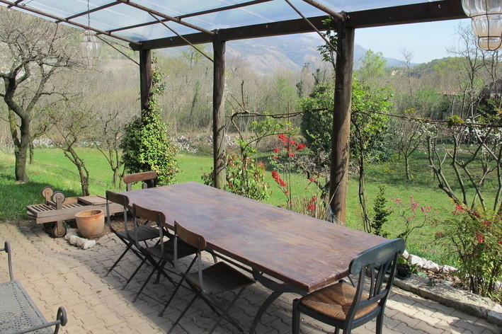 Prev Next Italy Country Cottage Stunning Views Garden