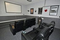 Cinema / Games Room