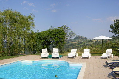 Fab House rentini - fab house for 13, pool , views to die for!