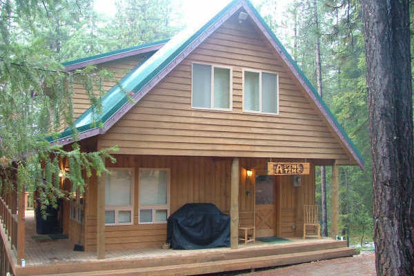 Beautiful Cabin Near Lake Wenatchee/Fish Lake ...