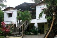 Casa Faya Lobi in Manzanillo beach and jungle