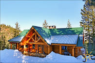 Chief Joseph Log Lodge