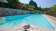 villa rental in Umbria