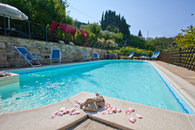 villa rental in Umbria