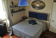The smallest double room called Marinaio