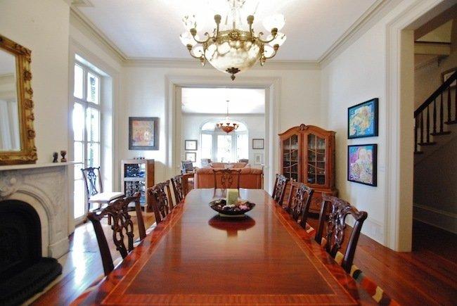 Marmaduke Hamilton House In Historic Savannah ...