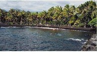 The Black Sand Beach