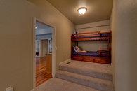Second bunk room