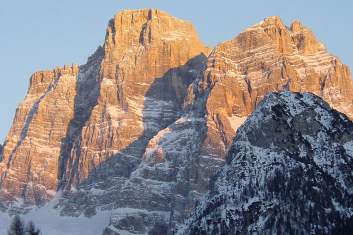 Mountaineering In Italy Videos