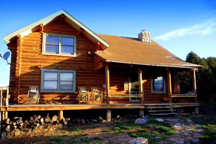 Beau ... Moab Cabin Rental Near Arches National Park ...