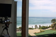 Master bedroom view-wake up to ocean sounds and view