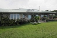 Custom Home on 10 acre garden sanctuary