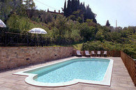 Luxury vacation rental in Italy