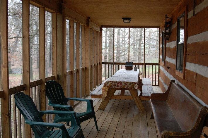 Elegant Rentini   Luray Country Cabins