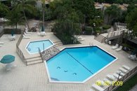 Two Bedroom Waterfront Condo in Key Largo.