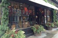 Ralph Laurent store on the corner