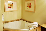 Corner Tub in Master Bathroom - Is a Plac
