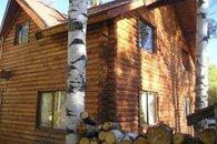 BEAUTIFUL Log Cabin Heber Rental HOT TUB Deck