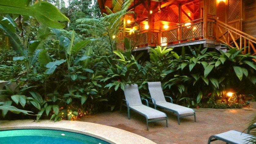 Barefoot Luxury Villas Rainforest Barefoot Luxury With