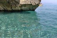 Mongiove sea Sicily