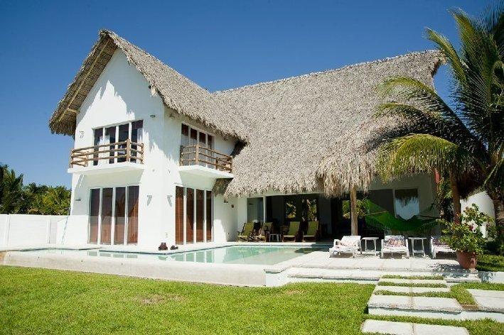 Private Beach Villa Rental El Salvador