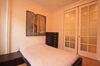 Organic wool and natural latex mattress on tatami bed