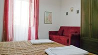 Located halfway between Termini Station and the metro station Castro Praetorio