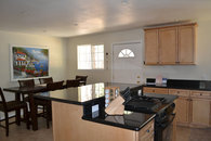 Kitchen fully furnished and modern