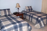 Clean and new twin beds in 2011