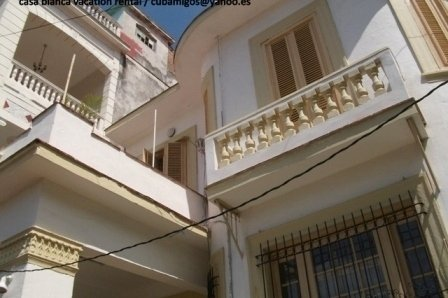 Rentini Cuba bedrooms in beautiful Colonial Houses