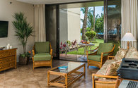 Oceanview ground floor condo Kaanapali Shores