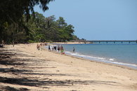 Palm Cove Beach, 100m Away