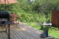 backyard/deck