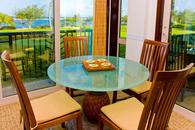Indoor Dining Oceanfront View